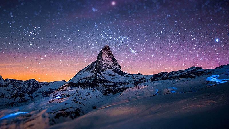 کوه ماترهورن سوییس