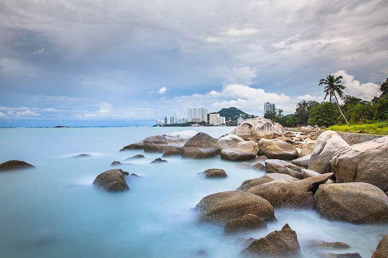 ساحل باتو فرینگی | پنانگ مالزی