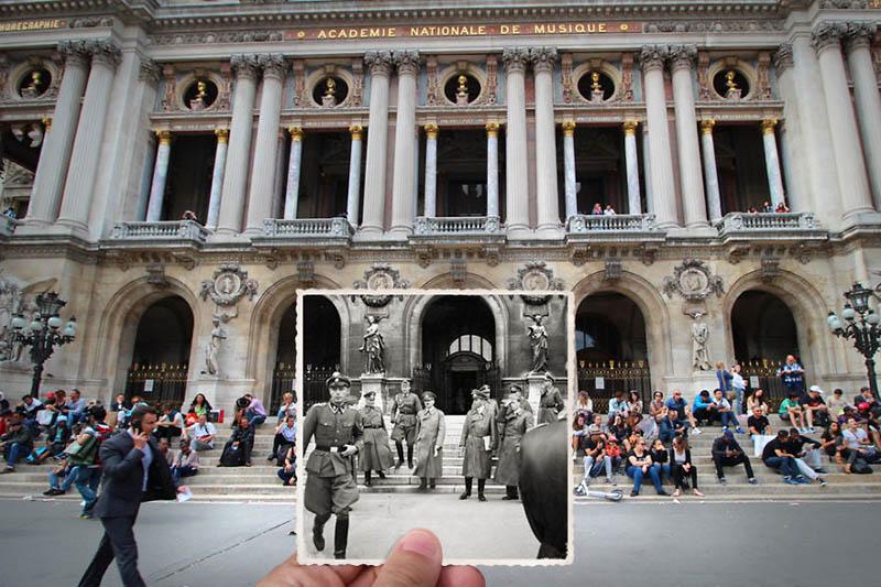 Place de l'Opéra | پاریس در گذشته