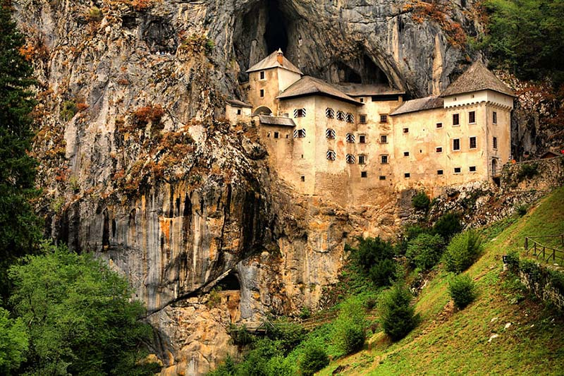 قلعه ی رنسانسی اسلوونی