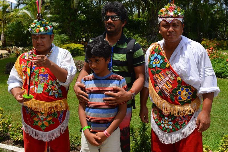 مردم مایا