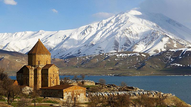 شهر زیبای وان در ترکیه