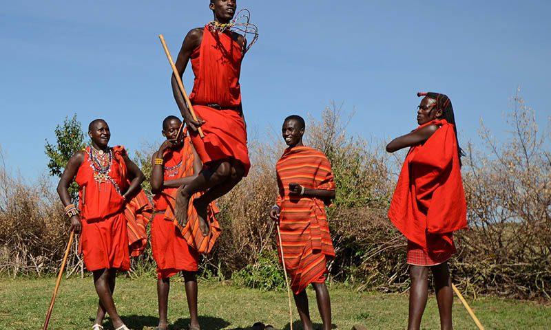 آفریقا | قبایل معروف