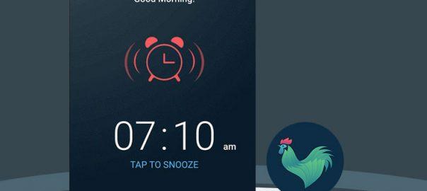 اپلیکیشن آلارم خواب