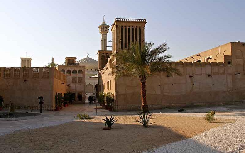 خانه های قدیمی دبی