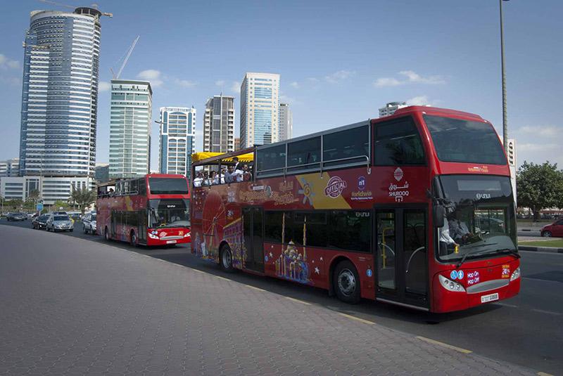 تور اتوبوس در دبی