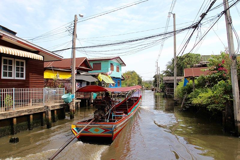 کانالهای آب