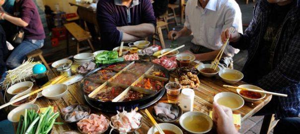 رستوران گردی در چین