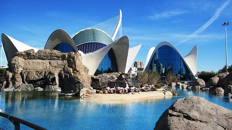 شهر والنسیا در اسپانیا