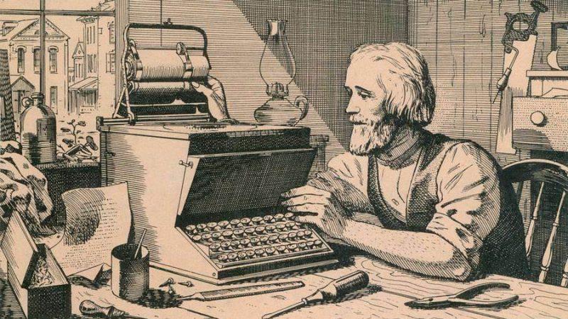 اختراع کامپیوتر