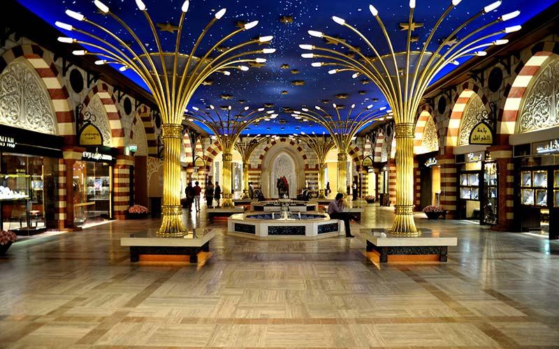 طلا در دبی