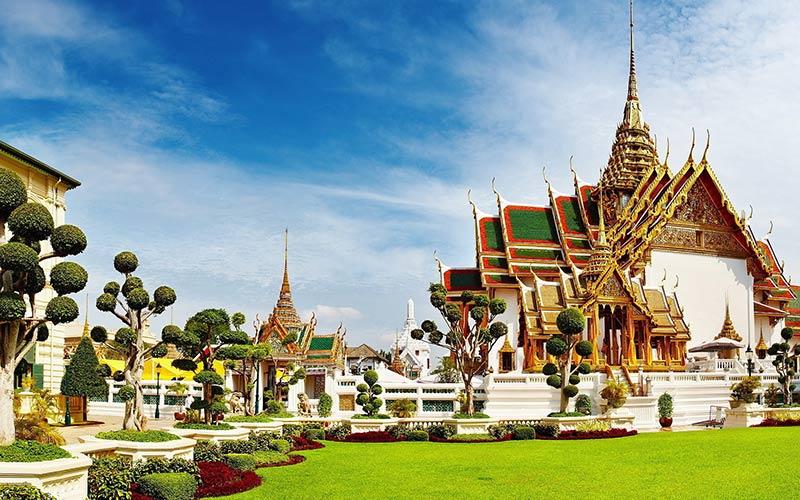 قصر بزرگ بانکوک