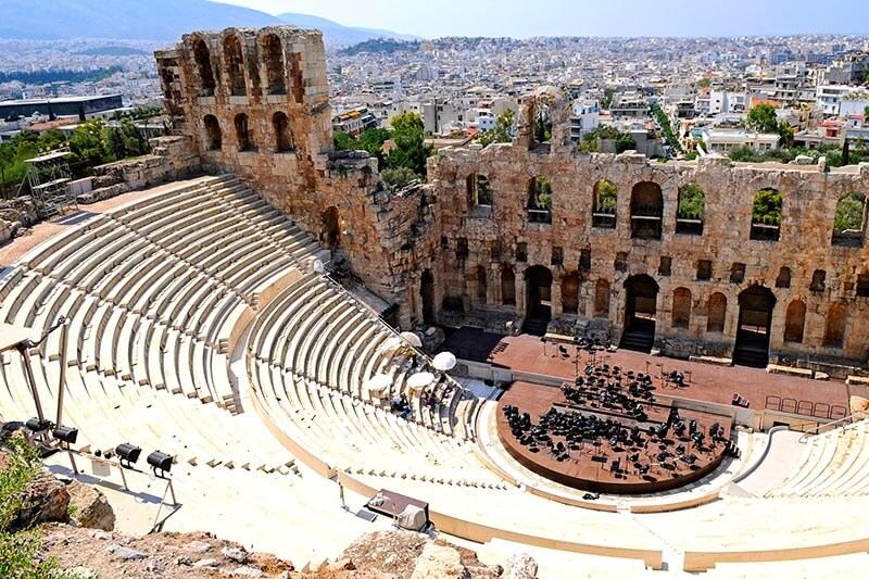 یونان | شهرهای ارزان دنیا برای سفر