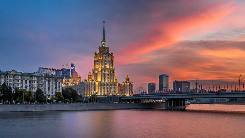 هتل اوکراین | هفت خواهر مسکو