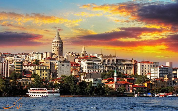 فرودگاه آتاتورک تا استانبول