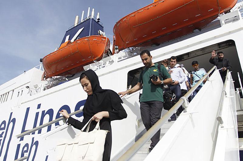 کشتی اقیانوس پیمای سانی