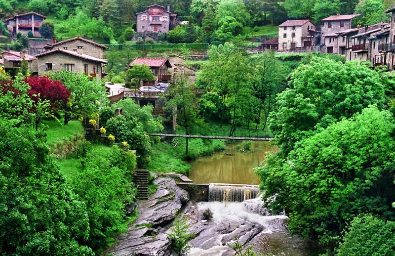 روستاهای قرون وسطایی در روپیت