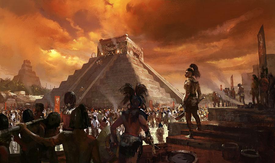 حقایقی باورنکردنی از تمدن اسرار آمیز مایا