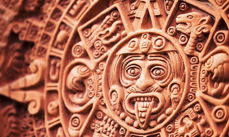 تقویم مایاها | قوم مایا