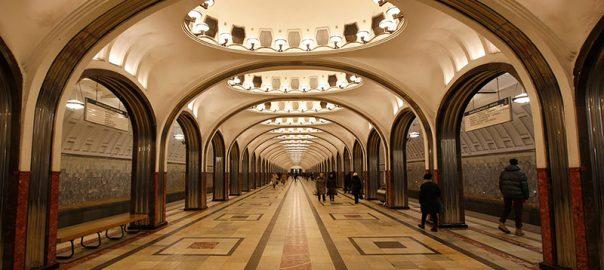 سیستم مترو در روسیه