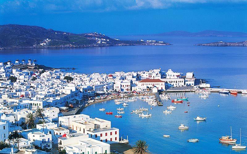 جزیره یونان
