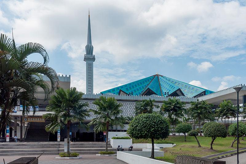 مسجد ملی مالزی