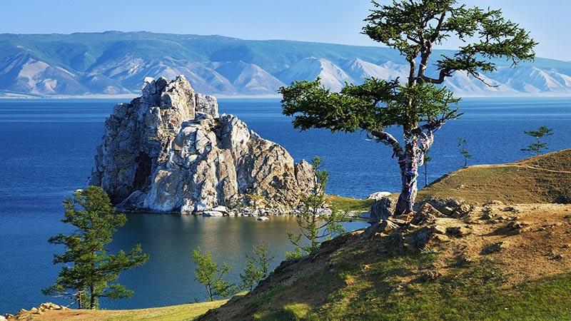 زیبایی طبیعی روسیه
