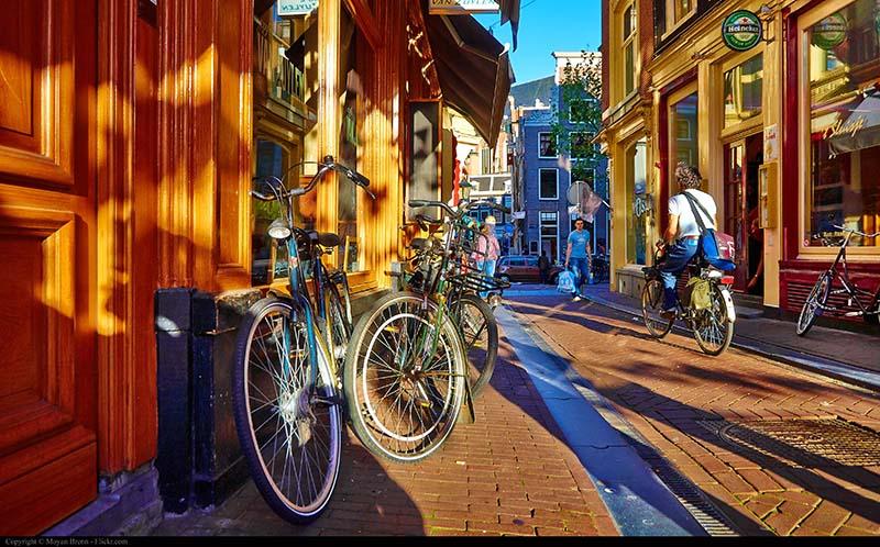 دوچرخه سواری | تور هلند