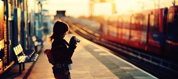 تنها به سفر رفتن