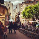 تصاویری جالب از مقایسه شهر قدیمی و جدید پاریس