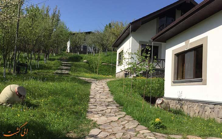 عکس هتل هتل village park ارمنستان