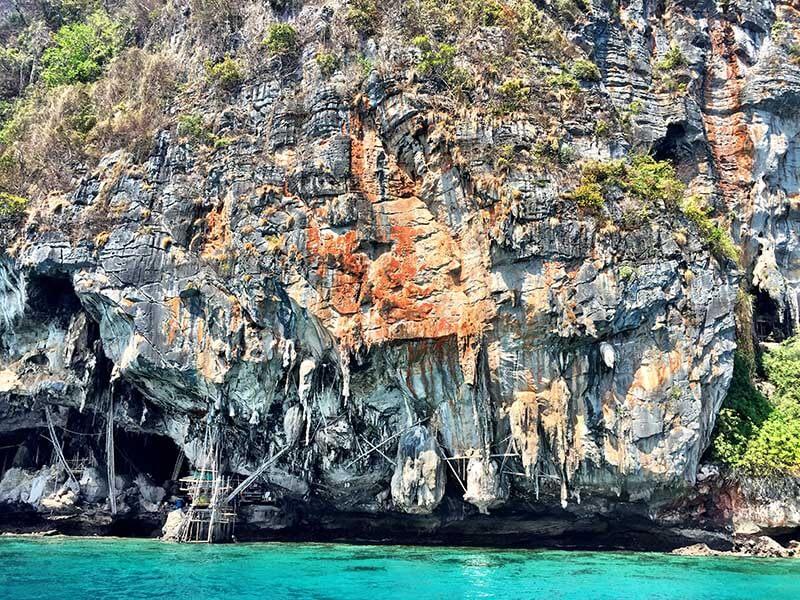 غار وایکینگ در پوکت تایلند
