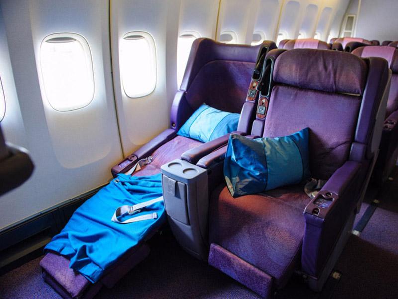 امکانات هواپیما | بیماری در هواپیما