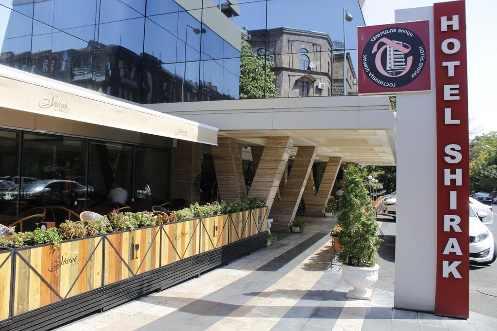 هتل شیرک ایروان یکی از بهترین هتل های ارزان ارمنستان