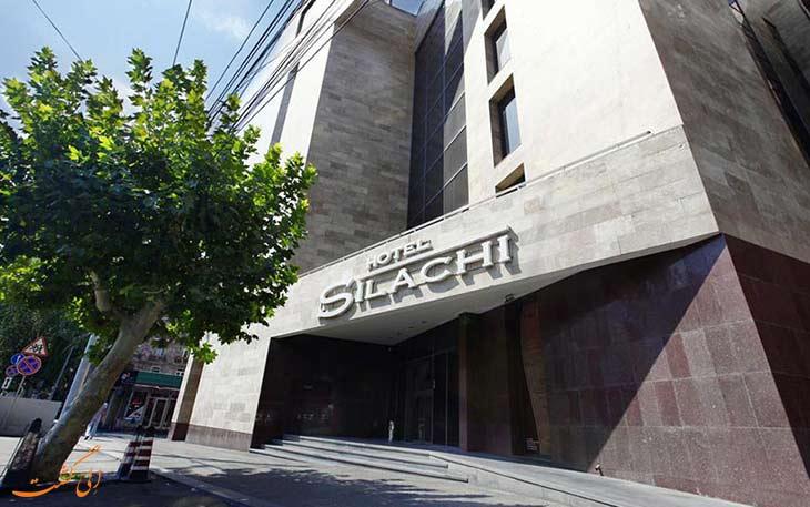 هتل سیلاچی از بهترین هتل های ارمنستان ۴ ستاره