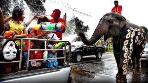 جشن ها و فستیوال های تایلند