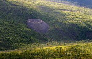 تپه عجیب سیبری