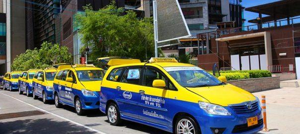 تاکسی های پاتایا
