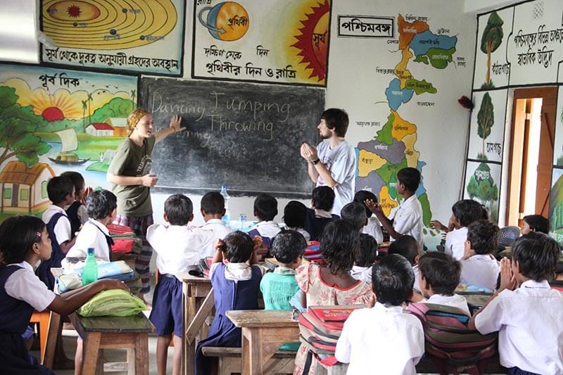 تدریس در سفر | سفر به دور دنیا