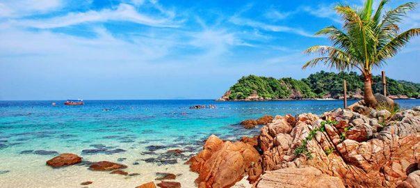 بهترین سواحل مالزی