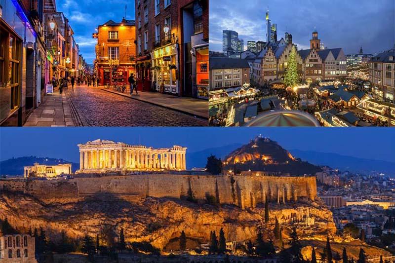 صنعت گردشگری اروپا