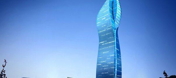برج باکو