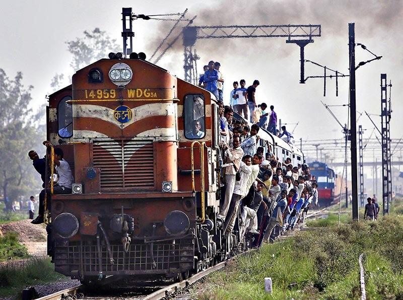 قطارهای هند
