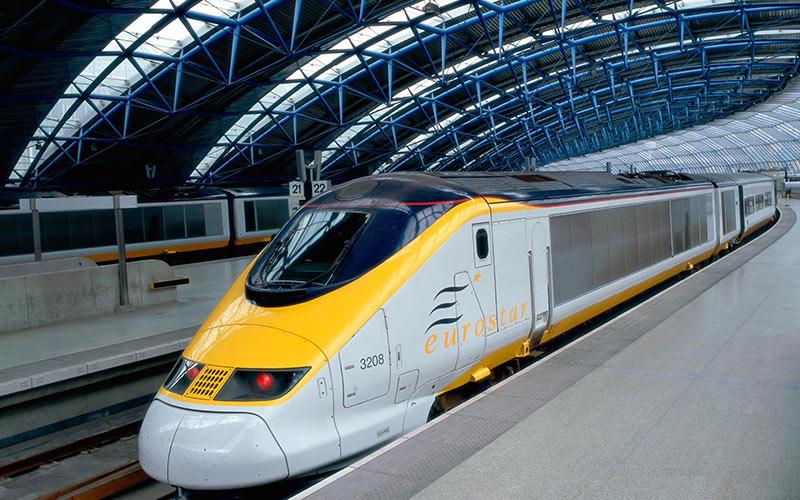 حمل و نقل با قطار