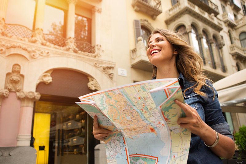 انتخاب مقصد سفر | تنها سفر کردن