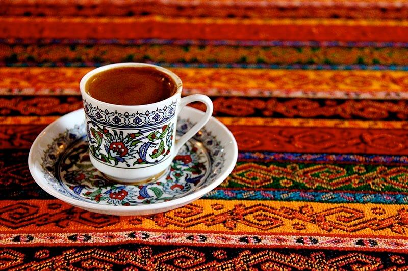 قهوه ترک | آداب و رسوم ترکیه