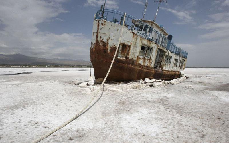 دریاچه ارومیه | گردشگری