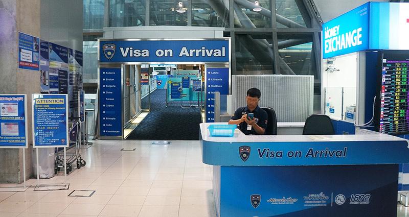 ویزا در تایلند