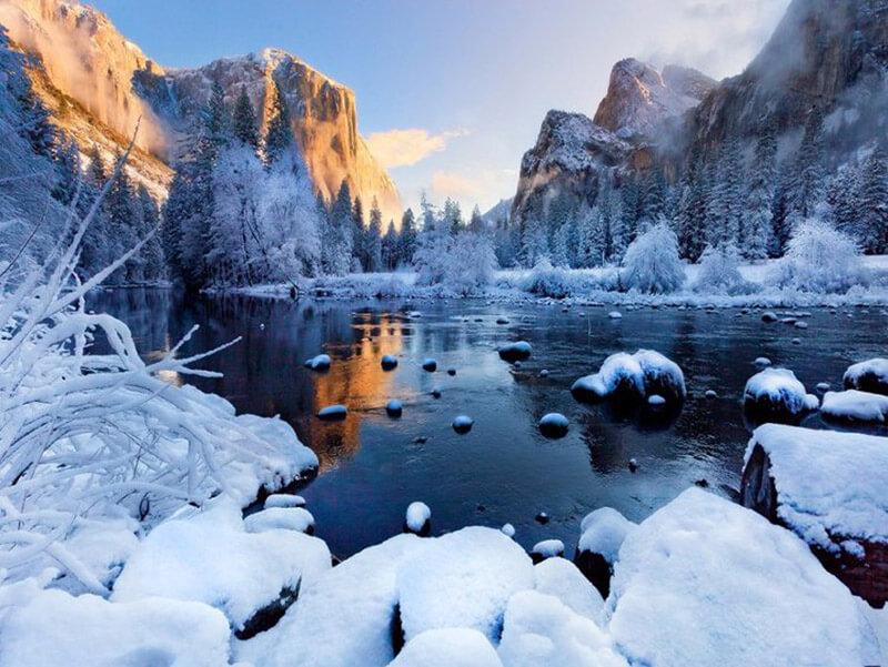 پارک ملی یوسمیت آمریکا
