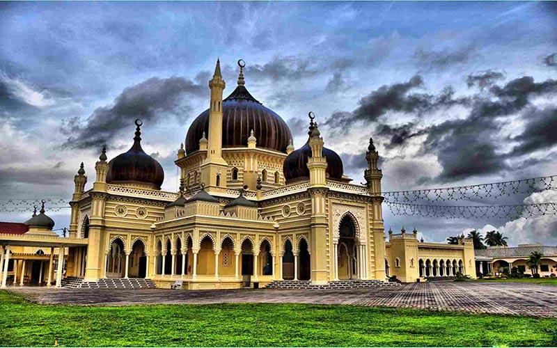 مسجد ظهیر